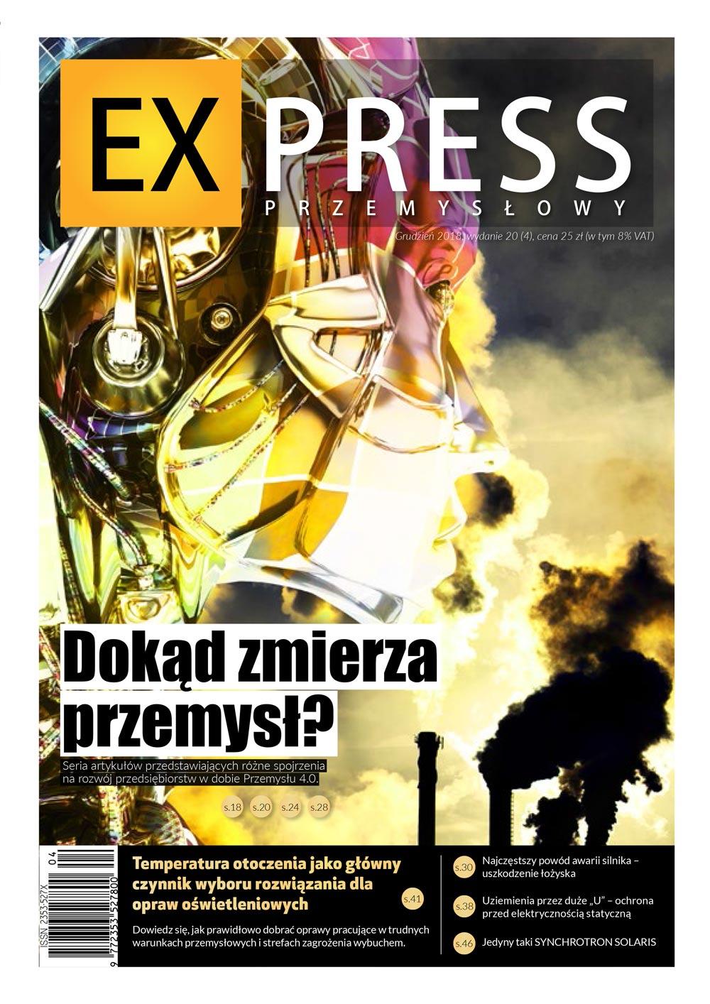 Express Przemysłowy - wydanie 20 (grudzień 2018)