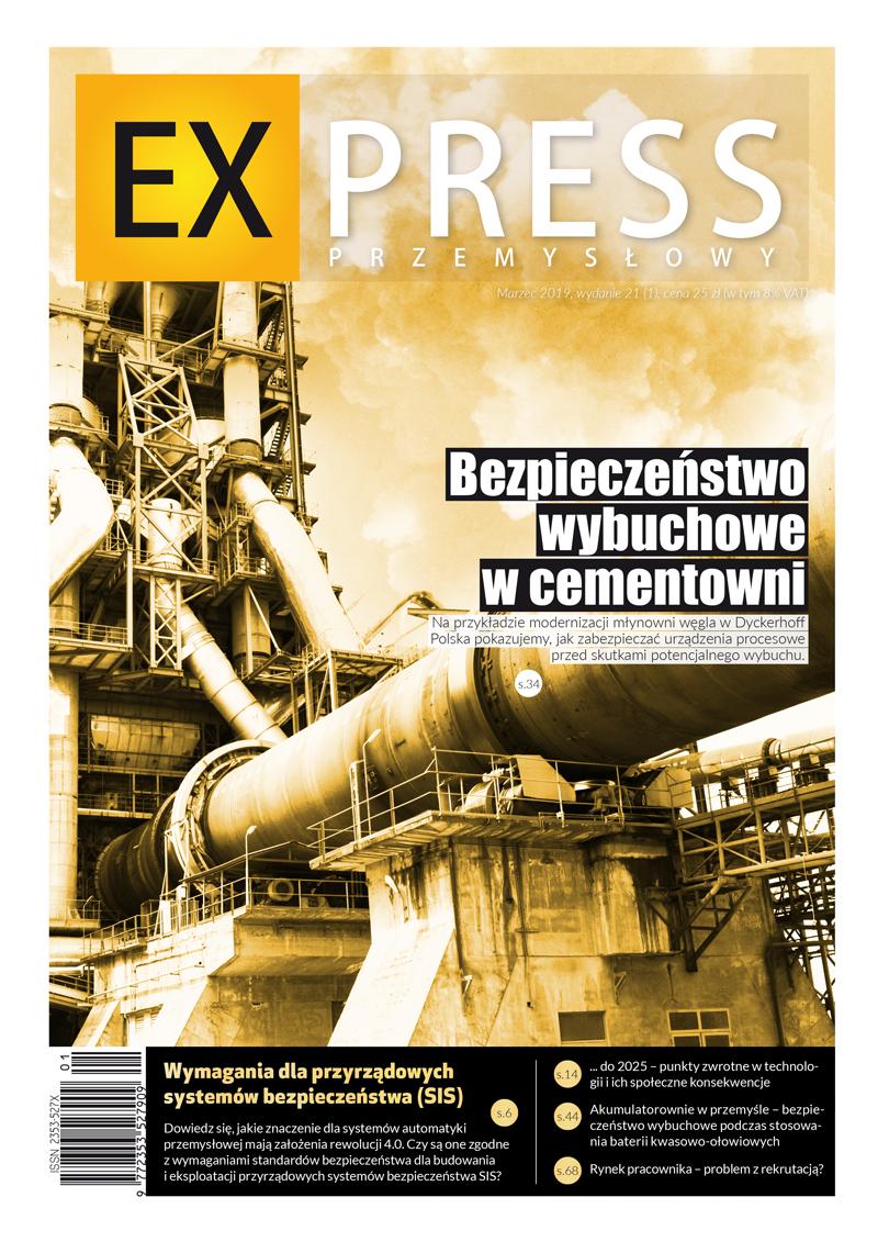 Express Przemysłowy - wydanie 21 (marzec 2019)
