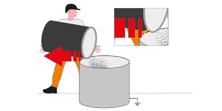 zaplon-obloku-pylu-spowodowany-elektrycznoscia-statyczna