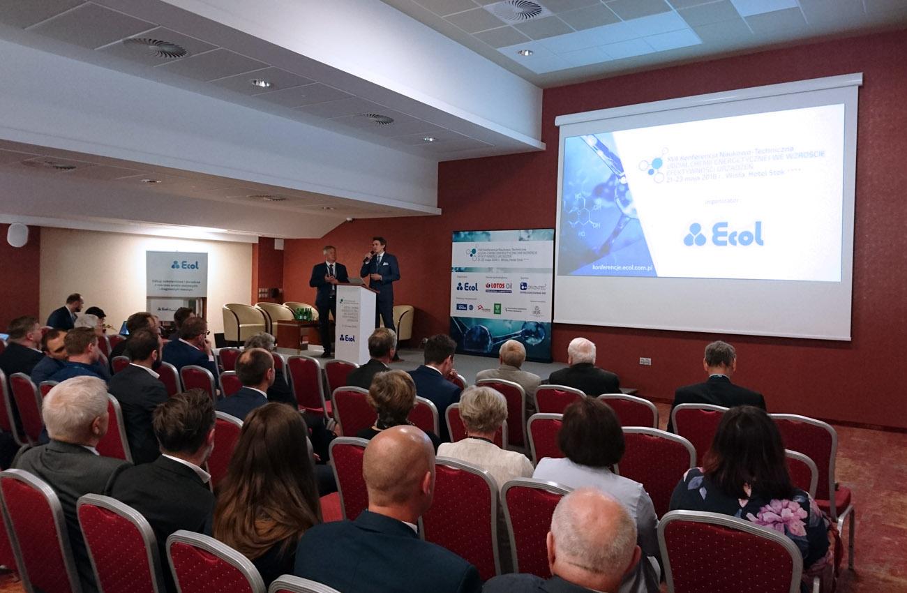 XVII Konferencja Naukowo-Techniczna Ecol