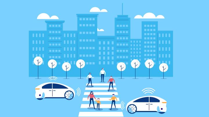 Firma Aptiv i Cyfronet AGH będą współpracować przy samochodach autonomicznych