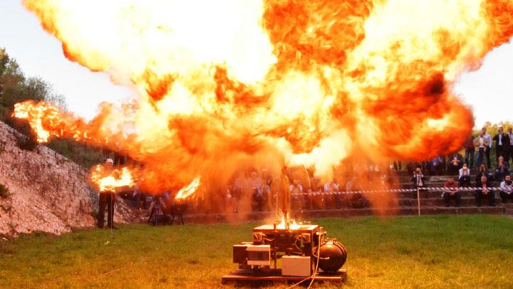 Konferencja HAZEX nt. bezpieczeństwa wybuchowego w przemyśle
