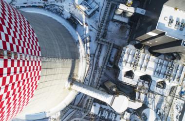 Pierwszy węgiel na budowie bloku 910 MW w Jaworznie