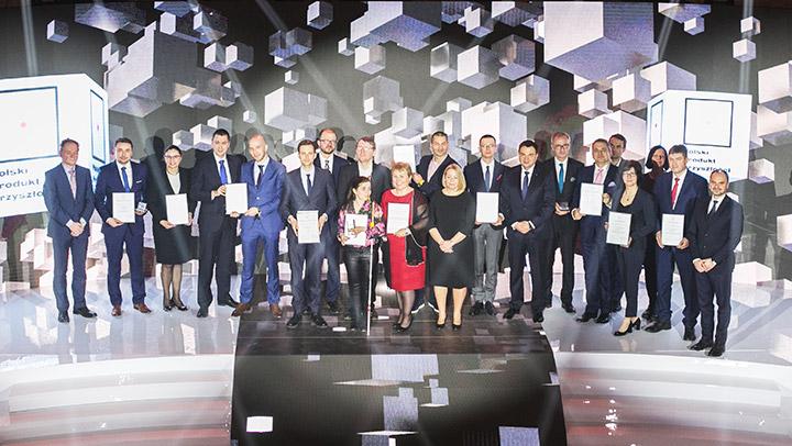 Zwycięzcy XXI edycji konkursu Polski Produkt Przyszłości
